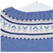 George Baby Sweater